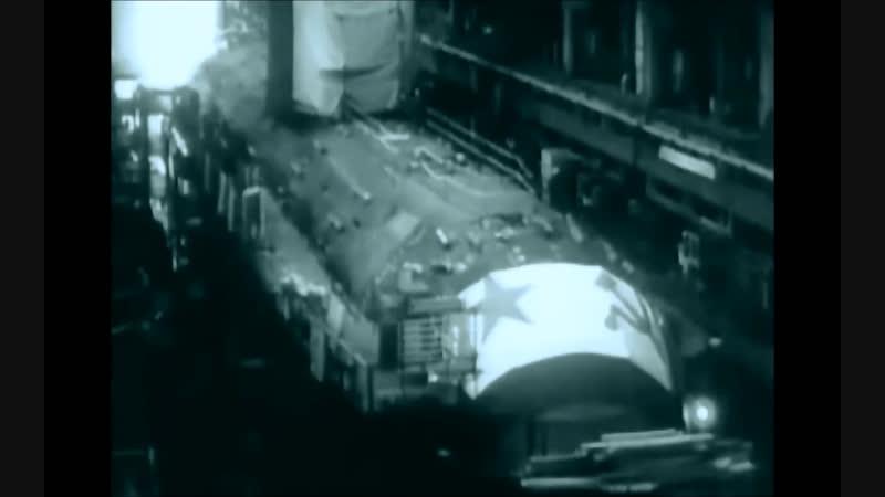 Спуск на воду и испытания К-278 Комсомолец проекта 685 Плавник.