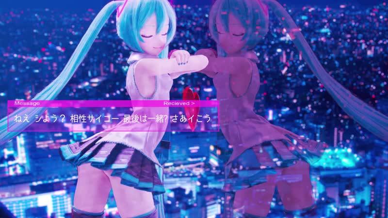 【初音ミク(ドール)】 LIGHT EATER 【オリジナルMV】