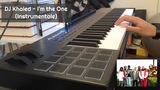 DJ Khaled - I'm the One (Instrumental piano) ft. Bieber, Quavo, Chance the Rapper, Lil Wayne
