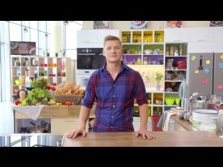 «ПроСТО кухня»: ватрушки с творогом