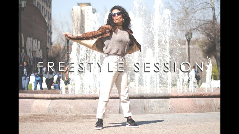 Thati Nava - House Dance Freestyle   Music Lady Zamar feat Lulu Café Dark Shadows