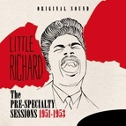 Little Richard альбом The Pre-Specialty Sessions 1951-1953 (Original Sound)