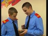 Колпашевские школьники и кадеты побывали на экскурсии в отделе полиции