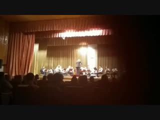 Концерт гусельной школы, памяти В.Кричевского