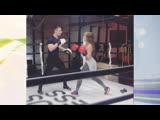 Бокс с Лизой Арзамасовой