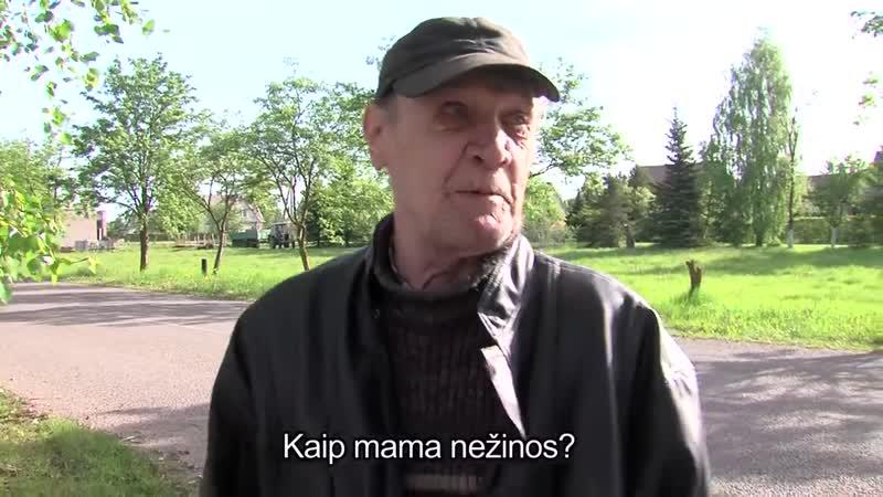 Prezidentės D. Grybauskaitės brolis apie KGB-šnikus (2014)