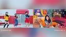 FANATICS FLAVOR 파나틱스 플레이버 'MILKSHAKE' Korean Chinese MV Comparison 한국어 중국어 뮤비 비교