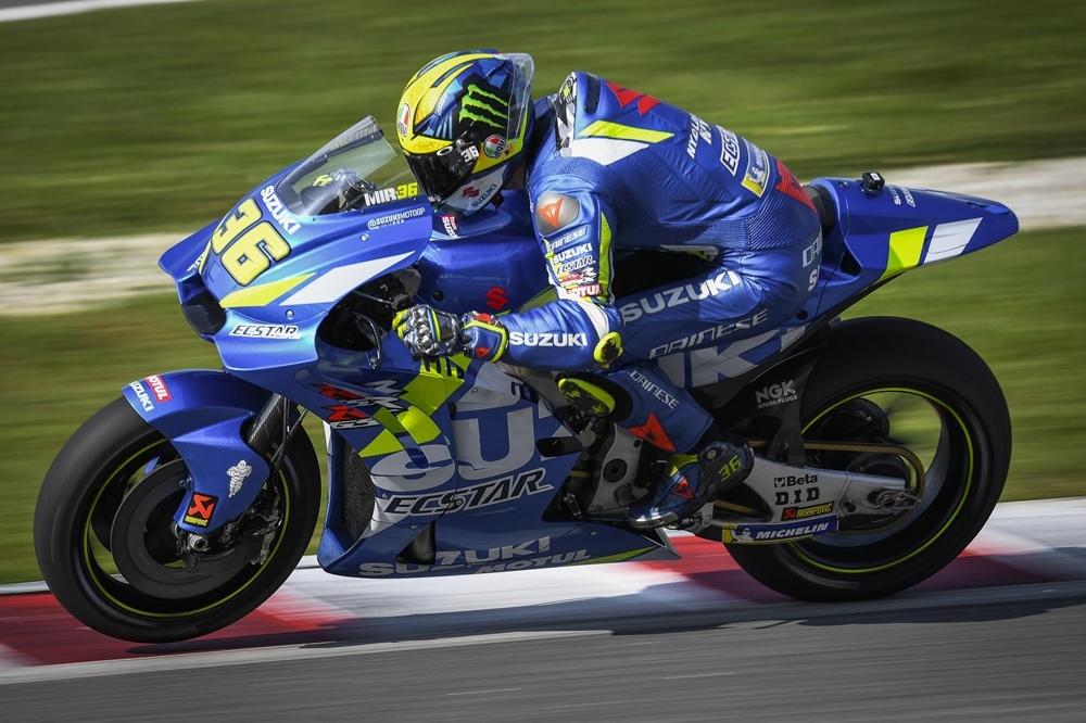 Результаты 2-го дня тестов MotoGP 2019 в Сепанге