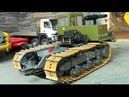 Heavy duty RC Bulldozer! Strong Volvo L250G Special! Cool toys!