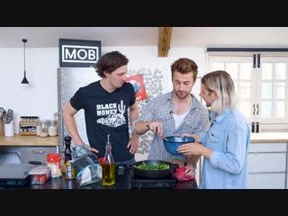 Black Honey Cook-Off | MOB Kitchen Tenner Challenge