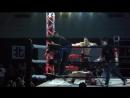 Kenichiro Arai, Kuma Arashi, Yusuke Kodama vs. Dyna Mido, Hiroaki Moriya, Masayuki Mitomi WRESTLE-1 - Pro-Wrestling Love 2018 i