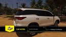 NEW Toyota Fortuner for rent Pattaya, Thailand