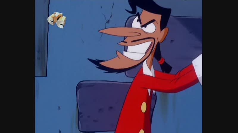 Бешеный Джек Пират - 1 Серия (Жуткий случай с женитьбой и ведьмами Проклятие голубого карбункула)