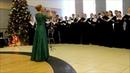Колядки Украинские Русские Сербские 12 января 2019 Молодежный хор Благовест ДУ Академгородка