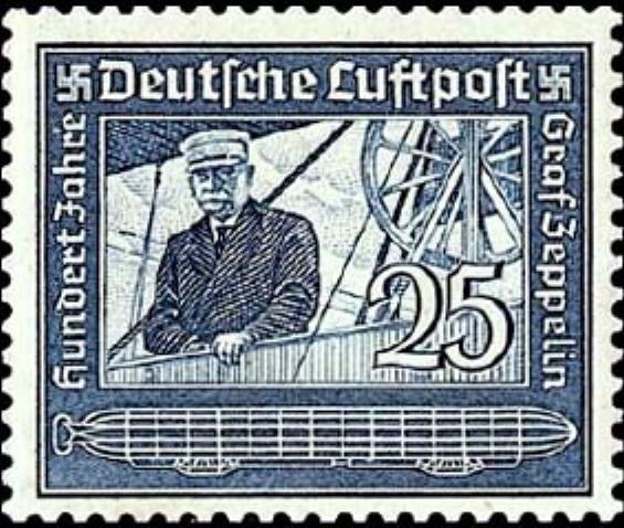 ДИРИЖАБЕЛЬНАЯ ПОЧТА Когда 13 ноября 1901 года французский воздухоплаватель А.Сантос-Дюмон на своем аппарате, похожем на огромную толстую колбасу, облетел со скоростью чуть более 20 километров в