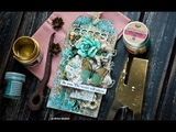 Mixed Media Tag Inspiration for More Than Words