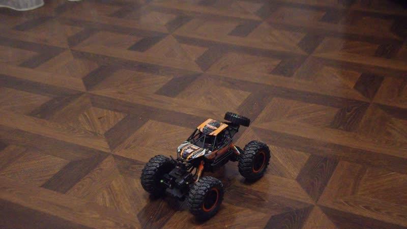 Радиоуправляемый краулер MZ Orange Climbing Car 1:14 2.4G - MZ-2838