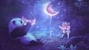 Волшебная успокаивающая музыка для сна новорожденных, с биением сердца мамы