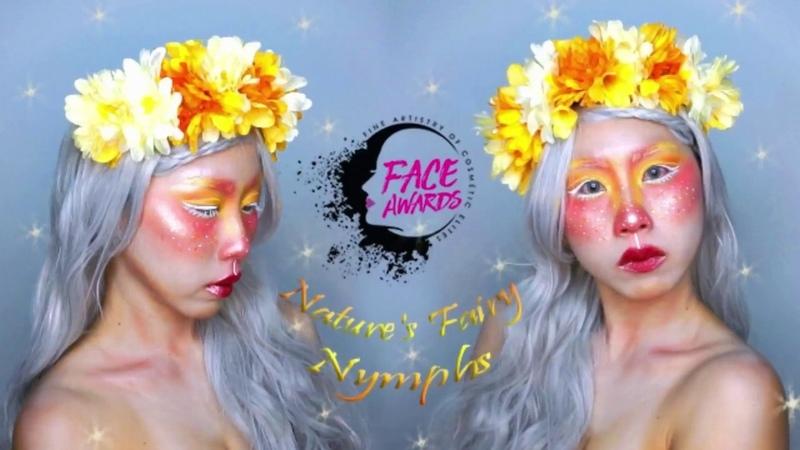 NYX FACE AWARDS | Nature's Fairy Nymphs