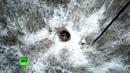 До весны не будить Потапыч ложится спать окрестности г Снежинска