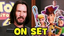 Behind The Scenes on TOY STORY 4 - Voice Cast Clips & Bloopers