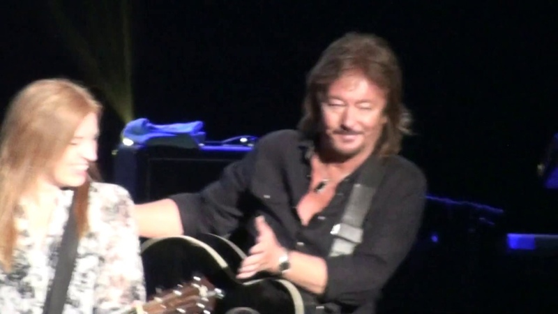 Chris Norman Band, 2018..three songs not stop
