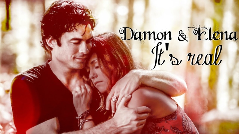 Delena (Damon and Elena) - It's real 6x06