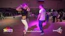 Valeriya Lebedeva and Andrey Bryukhovskikh Salsa Dancing at Rostov For Fun Fest, Sun 04.11.2018 SC
