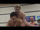 Danshoku Dino Gorgeous Matsuno vs MAO Mike Bailey DDT Road To Ryogoku ~Dramatic Dream Toruhokake~