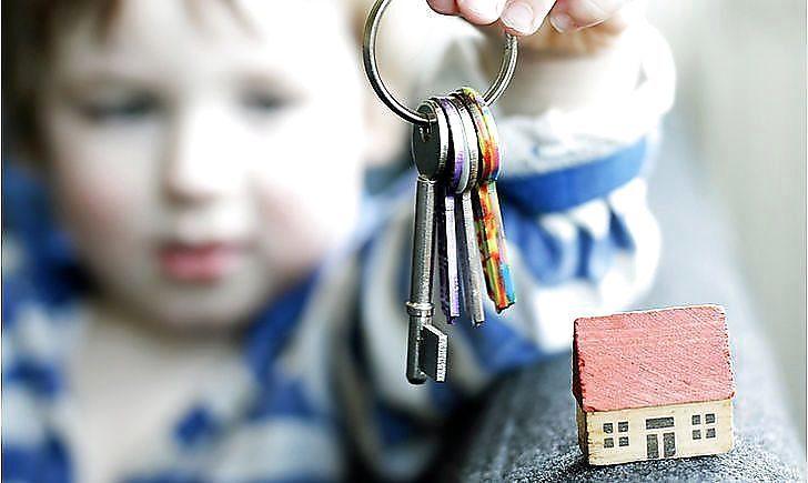 В Мариуполе выкупят для детей-сирот 43 квартиры