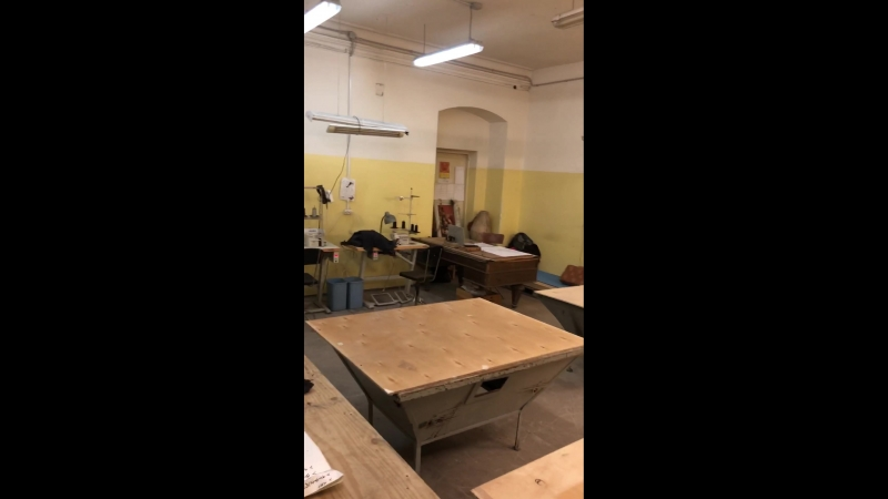Laboratory Coworking zone