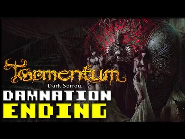 Tormentum - Dark Sorrow - Bad Damnation - Music Ending - Twisted Shadow