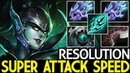 Resolution Phantom Assassin Super Attack Speed WTF is This Damage 7 19 Dota 2