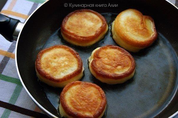 Готовим идеальные оладьи на завтрак!