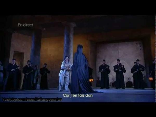 Lindstrom - Borsi - Alagna - Spotti - Puccini - Turandot - Orange - 2012