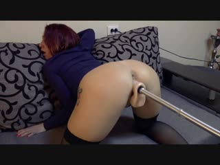 Doggystale fucking machine - big ass butts booty tits boobs bbw pawg curvy mature milf