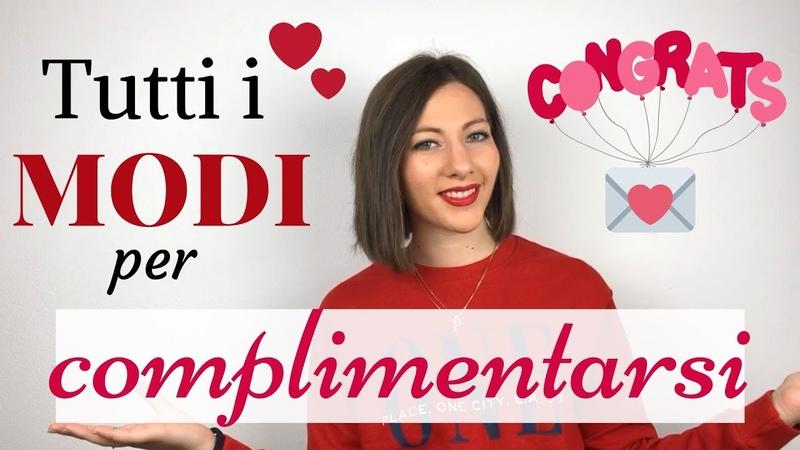 Come CONGRATULARSI in ITALIANO - Learn How to Offer Your Congratulations in Italian!