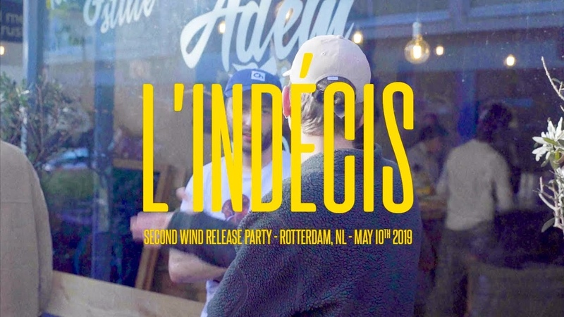 Lindécis - Second Wind Release Party 🎈[After Movie]