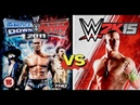 WWE Smackdown VS Raw 2011 Finishers VS WWE 2K15 Finishers Comparison👏😍WHO IS THE BEST 👏😍