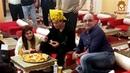 Shahrukh Khan Enjoying Dal Bati Churma at the Best Restaurant in Jaipur!