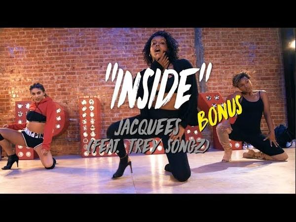 Jacquees (Feat. Trey Songz) - Inside - BONUS GROUPS   Nicole Kirkland Choreography