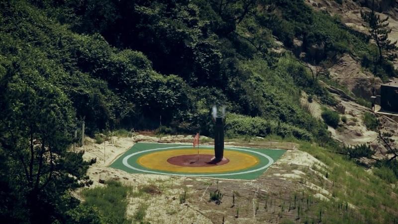 Южнокорейская тактическая управляемая ракета KTSSM класса «земля-земля»
