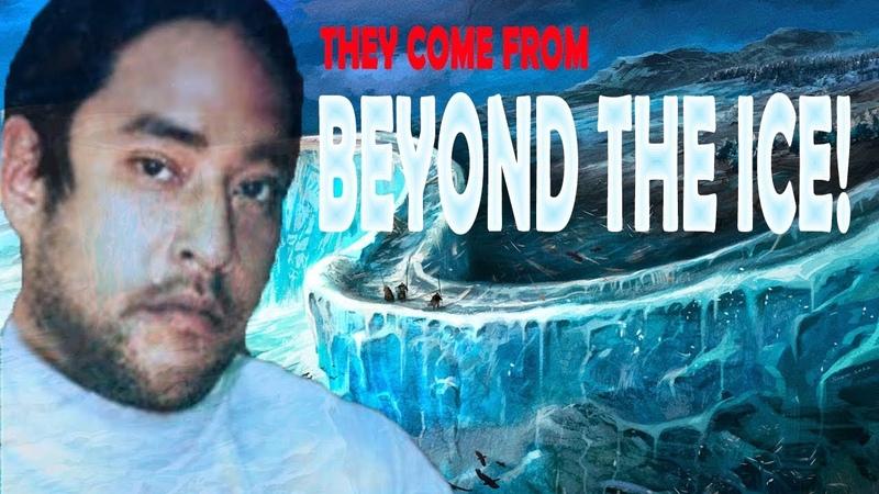 Zen Garcia, Antarctica and Fallen Angels! Beyond the ice!