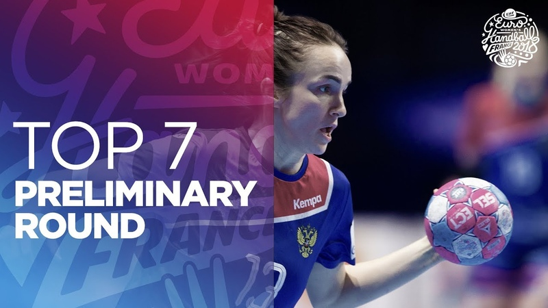 Top 7 players Main Round Women's EHF EURO 2018