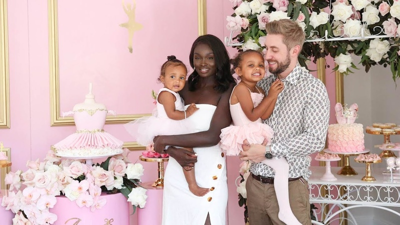 AVA'S THIRD BIRTHDAY PARTY SPECIAL! ( Ballerina Theme a BIG surprise! )
