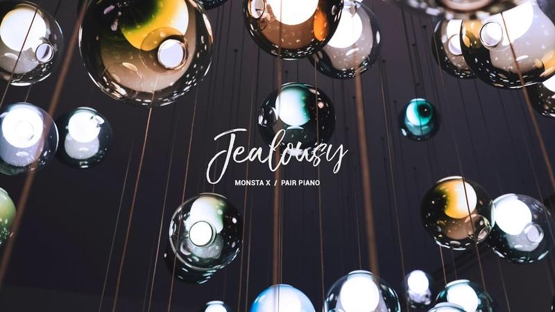 몬스타엑스 (MONSTA X) - JEALOUSY Piano Cover 피아노 커버