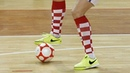 The Most Beautiful Futsal Dribbling Skills Tricks 10