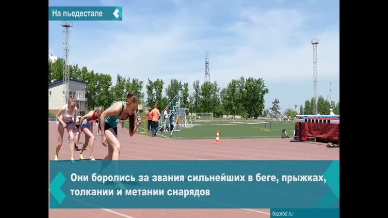 Братчанка завоевала бронзу на первенстве России по легкой атлетике