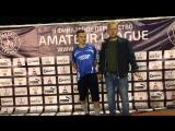 Amateur World CUP 2018 ГДР - Шотландия Разогрев