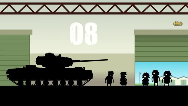 Истории танкистов. Сезон 3. (анимация) Shoot Animation Studio
